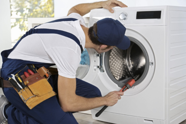 Washing machine technician